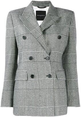 Ermanno Scervino Checked Blazer