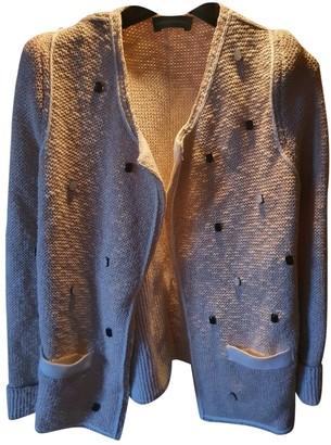 Sonia Rykiel Beige Cotton Jacket for Women