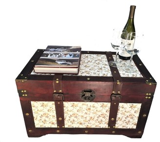 Vintage Storage Trunks Shop The World S Largest Collection Of Fashion Shopstyle