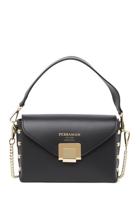 Persaman New York Jacquelyn Leather Crossbody
