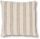Kim Salmela Patton 22x22 Pillow - Beige toffee/beige