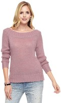 Juicy Couture Loose Gauge Sweater