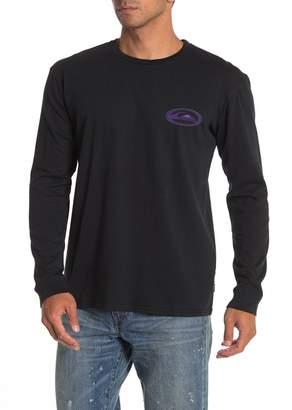 Quiksilver Cosmic Patient Graphic Long Sleeve T-Shirt