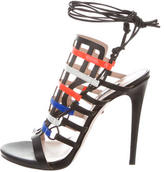 Ruthie Davis Beyond Caged Sandals w/ Tags