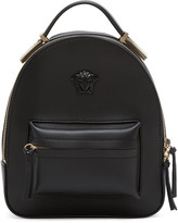 Versace Black Mini Medusa Backpack