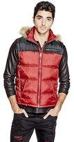 G by Guess GByGUESS Men's Acidus Puffer Vest
