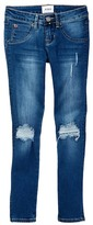 Hudson Flap Pocket Skinny Jean (Big Girls)