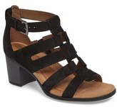 Women's Rockport Cobb Hill Hattie Block Heel Gladiator Sandal
