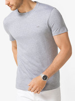 Michael Kors Cotton Crewneck T-Shirt