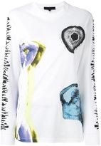 Proenza Schouler printed top - women - Cotton - XS
