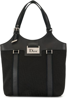 Christian Dior pre-owned Trotter Street Chic tote bag
