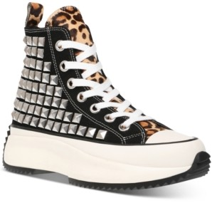 Steve Madden Women's Shaft Platform High-Top Sneakers