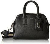 Marc Jacobs Gotham City Small Bauletto Top Handle Bag