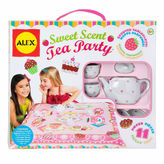 Alex Sweet Scent Tea Party 11-pc. Play Food