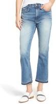 Rag & Bone Women's Vintage High Waist Crop Flare Jeans