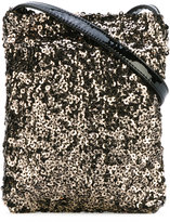 A.F.Vandevorst sequin crossbody bag