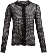 Dolce & Gabbana Crochet-lace cardigan