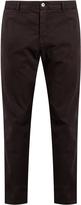 J.w.brine J.W. BRINE Owen slim-leg stretch-cotton chino trousers