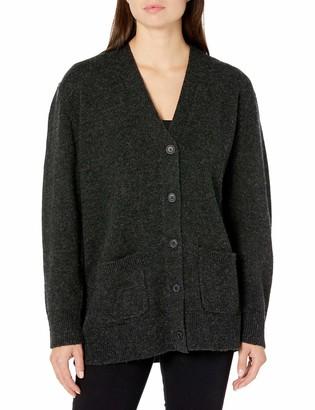 Pendleton Women's Boyfriend Shetland Cardigan Sweater