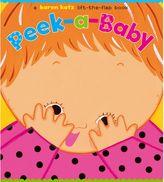 Bed Bath & Beyond Peek-a-Baby Lift-the-Flap Book by Karen Katz