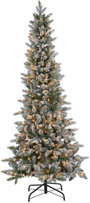 Sterling Tree Company 6.5Ft Lightly Flocked Canyon Fir
