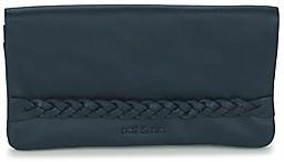 Nat & Nin LILI women's Purse wallet in Blue