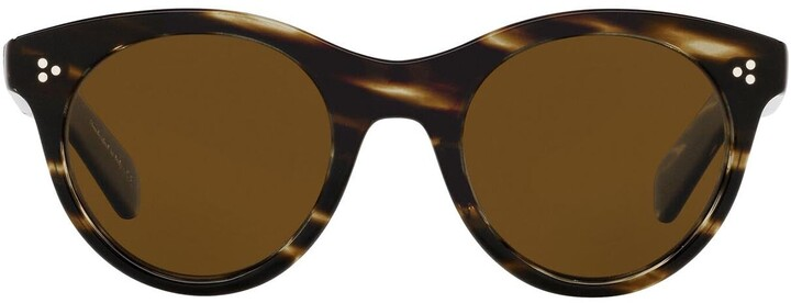 Thumbnail for your product : Oliver Peoples Merrivale Sunglasses