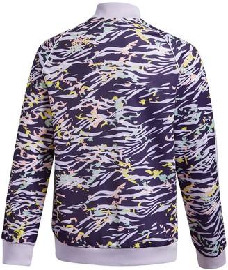 adidas SuperstarTrack Jacket - Purple