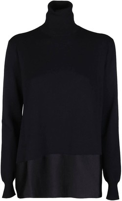 Jil Sander High Neck Jumper