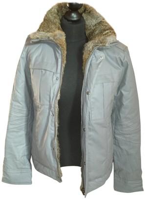Zadig & Voltaire Fall Winter 2018 Grey Rabbit Jacket for Women