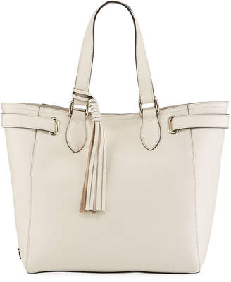 Cole Haan Eyelet Leather Tote Bag