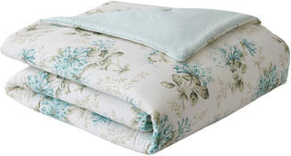 Laura Ashley Honeysuckle 5Pc Comforter Bonus Set