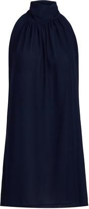 New York & Co. Sabrina Navy Dress - Eva Mendes Collection