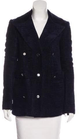 The Row Notch-Lapel Short Coat