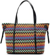 Mondani Melia Woven Double Shoulder Bag