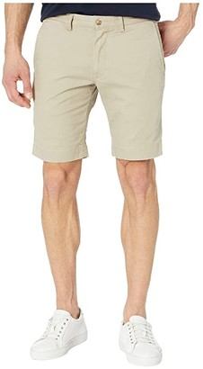 Polo Ralph Lauren Slim Fit Bedford Shorts (Classic Tan) Men's Clothing