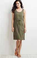 J. Jill Safari Knit Tank Dress