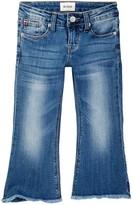 Hudson Annie Flare Crop Jean (Big Girls)