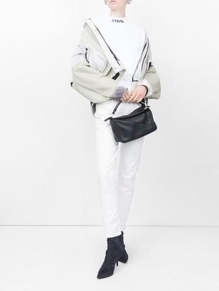 Acne Studios White Jeans