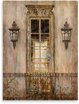 "Bed Bath & Beyond Michael Longo, ""Garden View"" Canvas Wall Art"