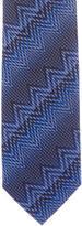 Missoni Silk Zigzag Tie