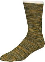 Norse Projects Bjarki Socks N95-0562-3029 Yellow / Green