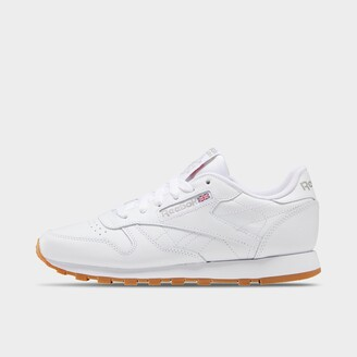 Reebok Women's Classic Leather Gum Casual Shoes