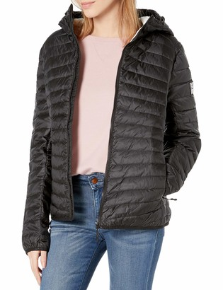 Superdry Women's Jacquard Puffer Jacket
