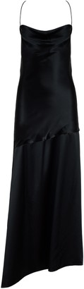 Michael Lo Sordo Caroline Bias Slip Dress