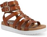 Nina Girls' or Little Girls' or Toddler Girls' Kandiss Gladiator Sandals