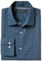 Banana Republic Grant Slim-Fit Supima® Cotton Floral Shirt