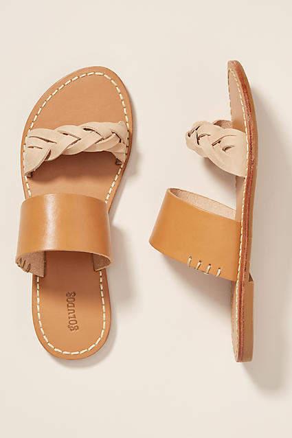 Slide Slide Slide Braided Braided Slide Braided Band Sandals Sandals Band Band Sandals Band Braided QxdtrshC