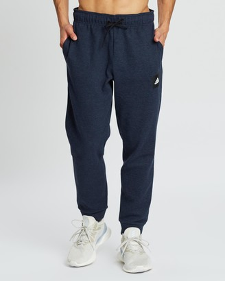 adidas Men's Navy Track Pants - Must Haves Stadium Pants - Size S at The Iconic