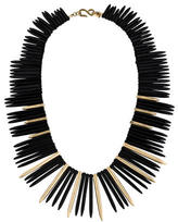 Kenneth Jay Lane Spiked Collar Necklace